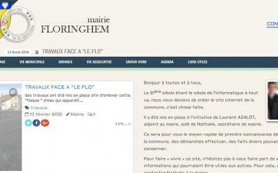 Floringhem – Commune