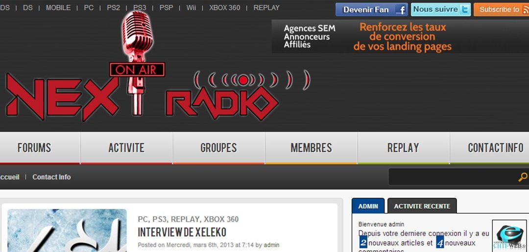 next-radio.fr